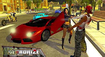 Auto thief city gangster