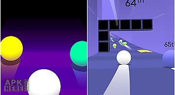 Balls race