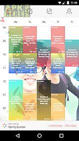 classup - timetable
