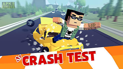 crash test destruction simple