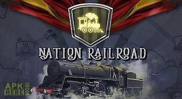 Nation railroad transport empire..