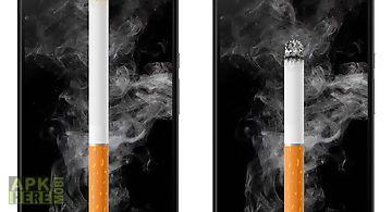 Virtual cigarette