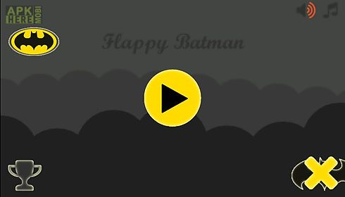 Flappy batman for Android free download at Apk Here store
