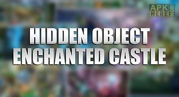 Hidden object: enchanted castle