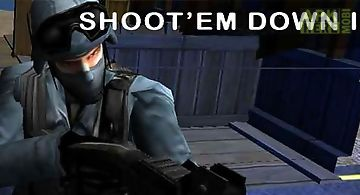 Shoot`em down 2: shooting game