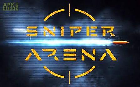 sniper arena: online shooter!