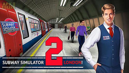 subway simulator 2: london edition pro