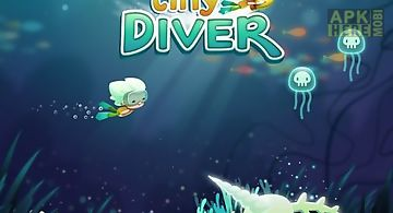 Tiny diver