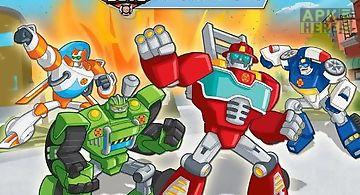 Transformers rescue bots: hero a..