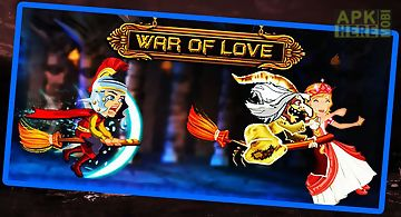 War of love mad action