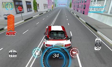 fast speed drift racing 3d