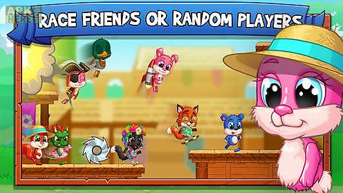 fun run arena: multiplayer race