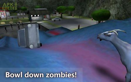 goat vs zombies simulator