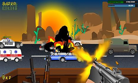 highway pursuit games