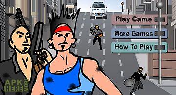 Highway pursuit games