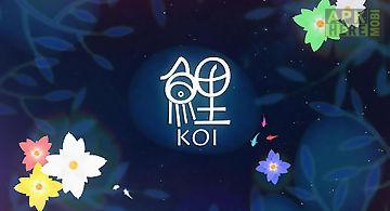Koi: journey of purity