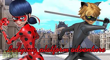 Ladybug platform adventure