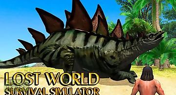 Lost world: survival simulator