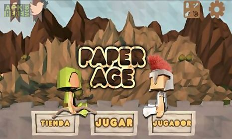 paper age