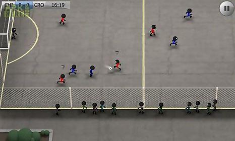 stickman soccer full apk download