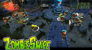 Zombie swipe
