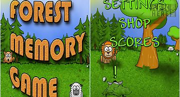 Forestmemory game