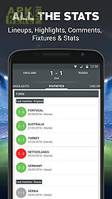 Live football for Android free download at Apk Here store