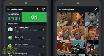 Surelock kiosk lockdown for Android free download at Apk