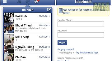 Proxy browser for facebook wap for Android free download at