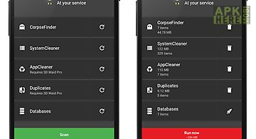 Sd card cleanup tool for Android free download at Apk Here