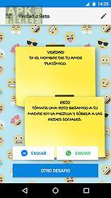 truth or challenge (spanish)