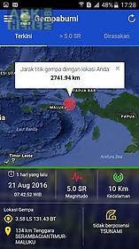 Info Bmkg App For Android Description Informasi Cuaca Iklim Kualitas Udara Dan Gempabumi Yang Terjadi Di Indonesia Oleh Badan Meteorologi Klimatologi Dan