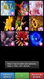 photo slideshow maker livewall