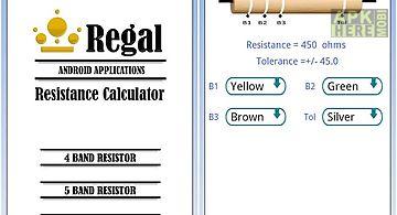 Resistance calculator