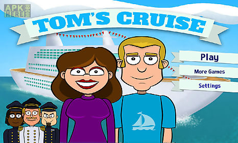 the cruise of tom
