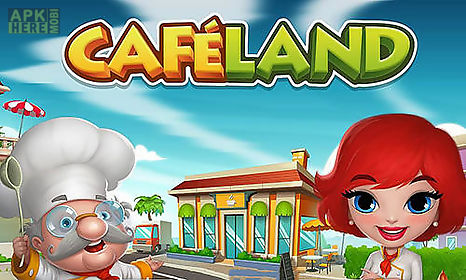 cafeland: world kitchen