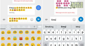 Emoji keyboard-white,emoticons