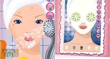 Makeup salon