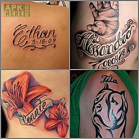 Name tattoo design ideas for Android free download at Apk Here store ...