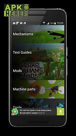 tutorials for scrap mechanic