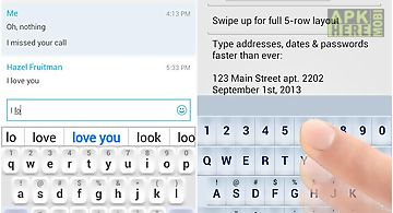 Typesmart keyboard