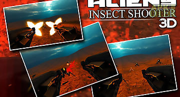 Aliens insect shooter 3d