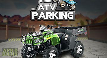 Atv parking 3d