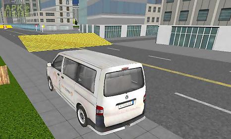 mode city car driving