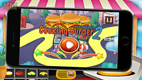 cooking burger chef games 2