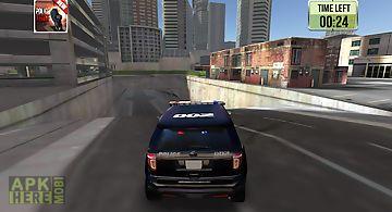 Crazy police pursuit 3d