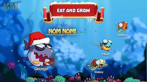 eatme.io: underwater fish wars
