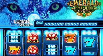 Emerald 5-reel free slots