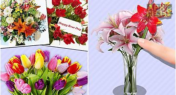 Flower bouquet blossom maker!