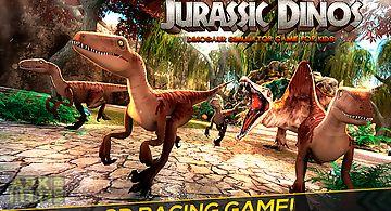 Jurassic dinosaur simulator 3d